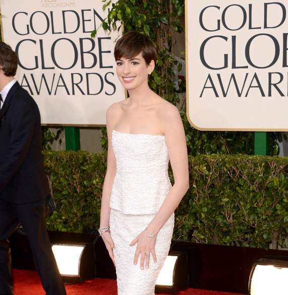 The 2013 GOLDEN GLOBES red carpet!