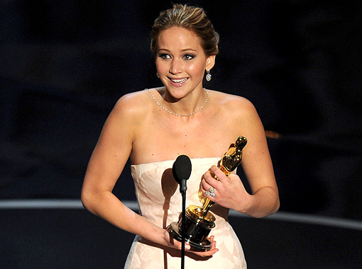 Jlaw is the cutest!