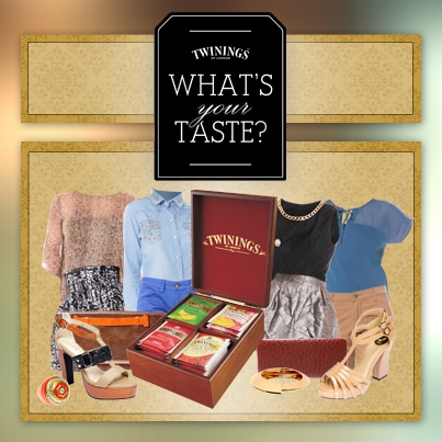 UPDATE on Winners: Twinings Philippines! Win a Gucci Bag!