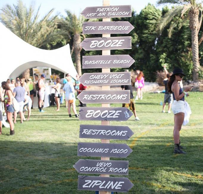 Coachella during/after parties!