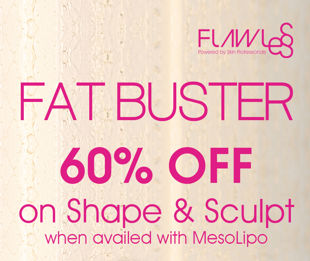Flawless Fat Buster PROMO