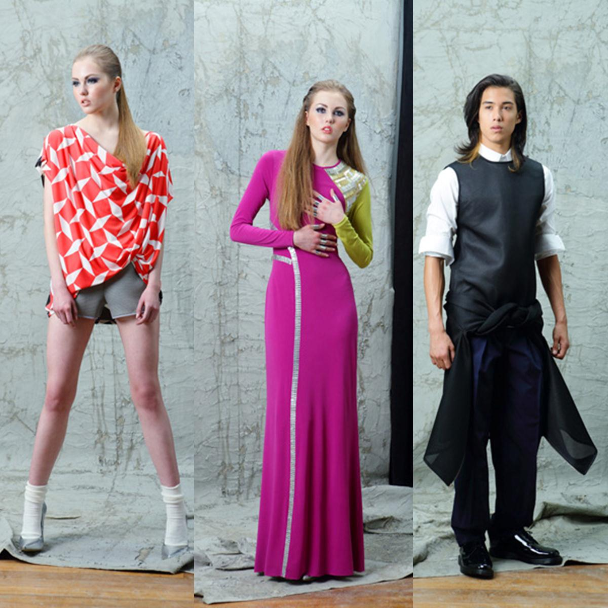 UNTITLD: House of Laurel's Transition Collection 2013