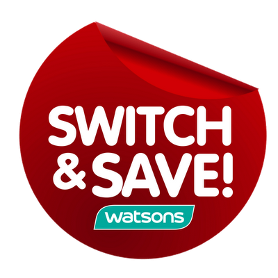 Watsons Switch & Save Promo: Tweet and Win